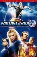 Fantastyczna 4: Narodziny Srebrnego Surfera [DVD]