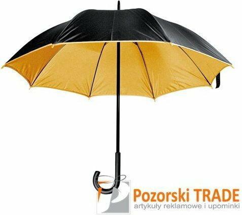 m-Collection Manualny parasol z podwójną warstwą nylonu 45197