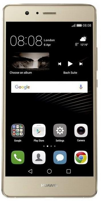 Huawei P9 Lite 16GB Dual Sim Złoty