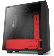 NZXT Source S340 Elite czarno-czerwona