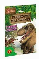 Alexander Piaskowe malowanki Era dinozaurów