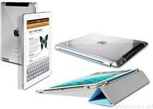 PURO Etui IPAD2S3CRYTR Crystal Cover iPad2