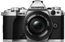 Olympus OM-D E-M5 Mark II + 14-150 II kit 3D srebrny