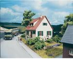 Piko H0 Dom wolnostojący H0 61826 105 x 99 x 99 mm skala H0
