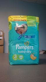 Pampers BABY DRY 104 HAN03562