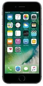 Apple mn0W2zd/A iPhone 6s (11,9cm (4,7cala), 32GB, 12-megapikselowy aparat, iOS 9, LTE) Space Szary MN0W2ZD/A