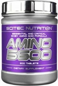Scitec Amino 5600 / 1000 tabl.