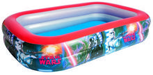 Bestway Star Wars basen dmuchany prostokątny 261x175x51 cm