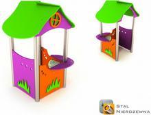 Buglo Kolorowy Domek