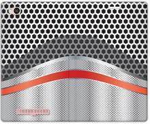 Etuo.pl Flex Book Fantastic - Xiaomi Redmi 4A - etui na telefon Flex Book Fantastic - metaliczny ETXM451FBFCFB150000