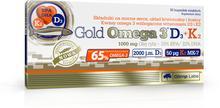 Olimp Gold Omega 3 D3 + K2 30 szt.