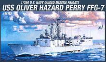 Academy USS Oliver Hazard Perry FFG7