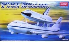 Academy Space Shuttle & NASA Transport MA-12708