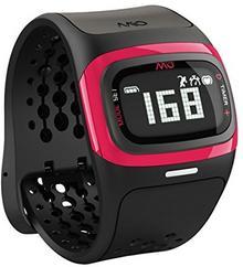 MIO Mio Alpha 2 - Pulsometr Nadgarstkowy + Monitor Aktywności Fizycznej Bluetooth Smart 4.0 Led (Różowy)