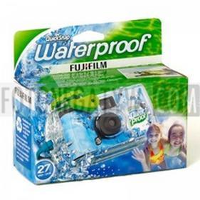 FujiQuicksnap Waterproof 27