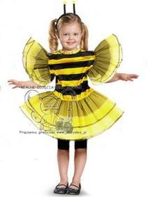 Huser S.C. Strój KOSTIUM pszczoła PSZCZÓŁKA MAJA 116 3-5LAT 6540257197