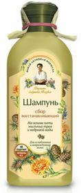 Pierwoje Reszenie , Rosja Babuszka Agafia Szampon do włosów suchych i zniszczonyc