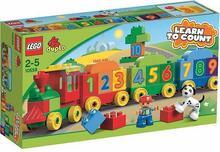LEGO Duplo - Pociąg z cyferkami 10558