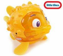 Little Tikes zwierzątka do kąpieli świecąca i pływająca żółta 638237M