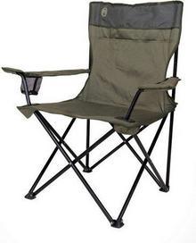 Coleman Standard Quad Krzesła Green