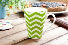 Gift Collection Kubek ceramiczny ENJOY ZYG ZAK ZIELEŃ 300 ml