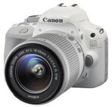 Canon EOS 100D + 18-55 IS STM kit biały