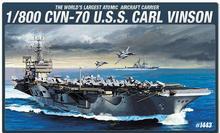 Academy Amerykański lotniskowiec USS Carl Vinson (CVN-70) 14209