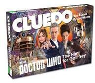 Hasbro Cluedo Doctor Who (ang)