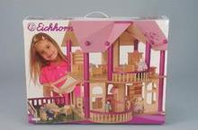 Eichhorn Domek dla lalek z figurkami 2513