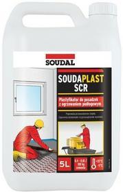 Soudal Plastyfikator do zapraw przy ogrzewaniu podłogowym  SCR 5 l