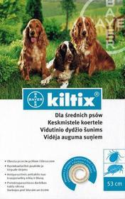 Bayer Kiltix Obroża Dla Średnich Psów Długość 53 Cm.