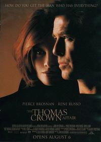 Afera Thomasa Crowna (The Thomas Crown Affair) [DVD]