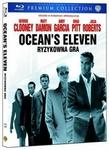 Oceans Eleven Ryzykowna gra Premium Collection Blu-Ray)