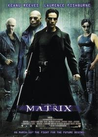 Matrix - Style A - Keanu Reeves, Laurence Fishburne - Plakat