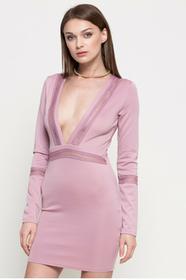 Missguided Sukienka DE913519 różowy