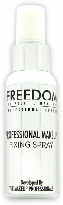 Freedom Makeup Pro Fixing Spray Mgiełka utrwalająca