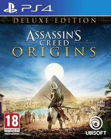 Assassins Creed Origins Edycja Deluxe PS4