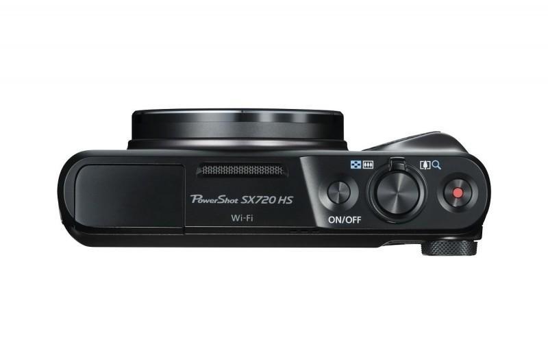 Canon PowerShot SX720 HS czarny