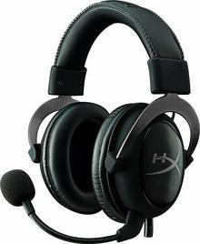 Kingston HyperX Cloud II czarne