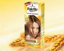 Schwarzkopf Palette Color Shampoo 317 Słoneczne Refleksy Orzechowy Blond