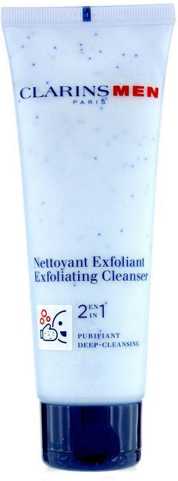 Clarins Men Exfoliant Cleanser Peeling oczyszczający 125 ml