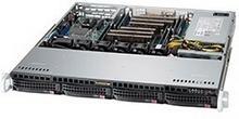 Intel Dual CPU E5 SC813MFTQ