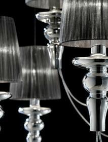 Evi Style Gadora Chic TE S5 - lampa podłogowa