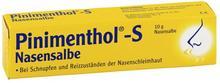 Pinimenthol S maść do nosa Dr.Willmar Schwabe GmbH & Co.K 10 g