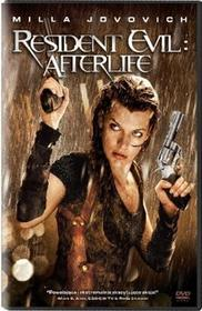 Resident Evil Afterlife DVD) Paul W.S Anderson