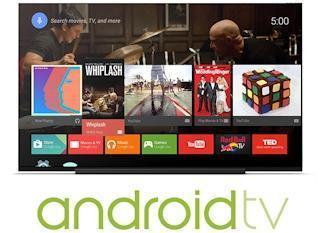 Poznaj bogactwo możliwości funkcji i usług dzięki platformie Android TV