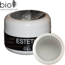 ESTETIQ Kolorowy żel budujący - bezbarwny - 30g