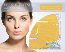 BeautyFace KOLAGENOWA ZŁOTA MASKA PRZECIWZMARSZCZKOWA Z 24 K ZŁOTEM I KWASEM HIA