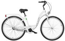 """Rower DAWSTAR Citybike S3B 26"""" Biały"""