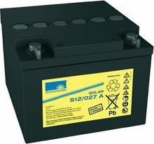 Bateria słoneczna EXIDE Sonnenschein S 12/27 12 V 27 Ah
